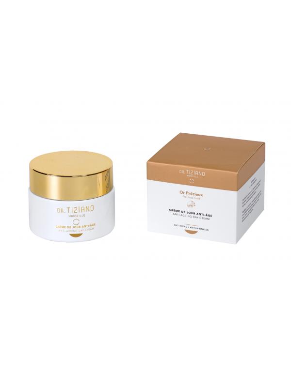 Anti-ageing day cream - Precious Gold