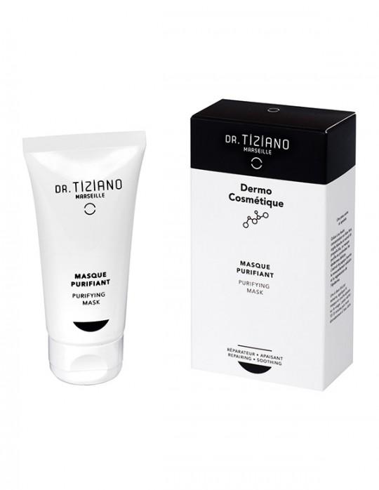 Masque purifiant - Dermo Cosmétique