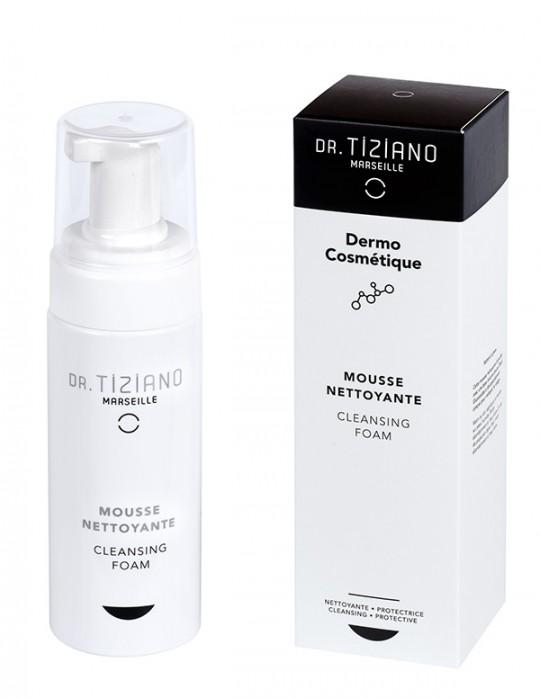 Mousse nettoyante - Dermo Cosmétique