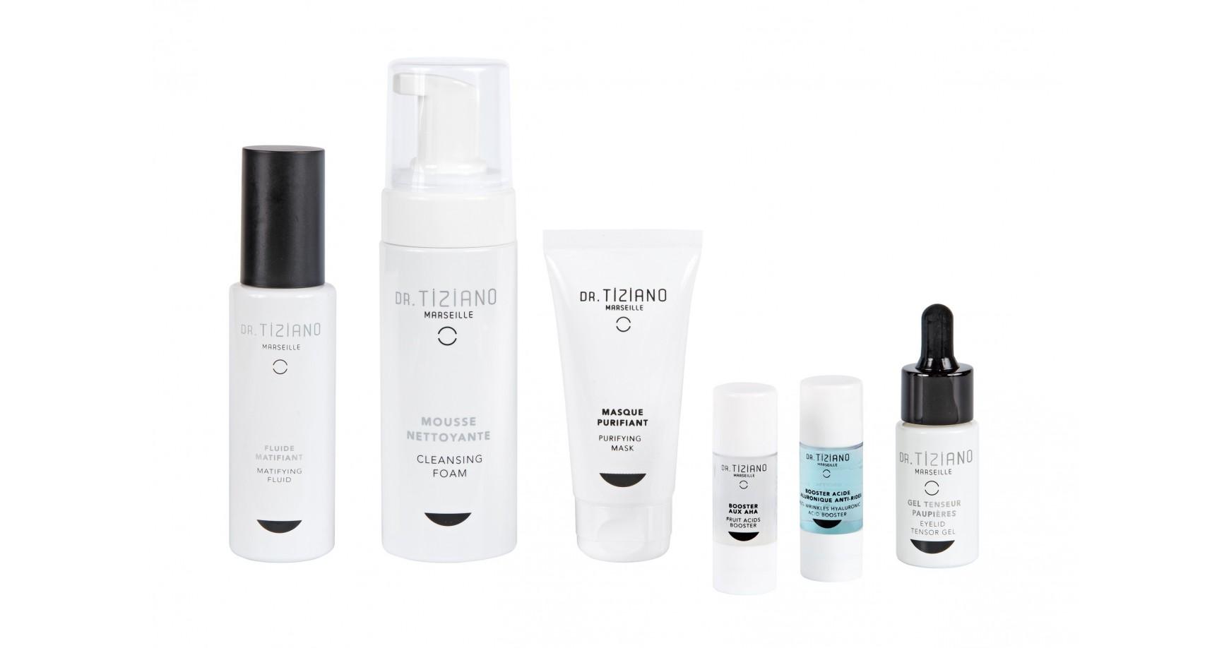 Dermo Cosmetique range